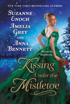 Kissing Under the Mistletoe Cover Image
