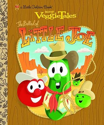 The Ballad of Little Joe (VeggieTales) Cover Image