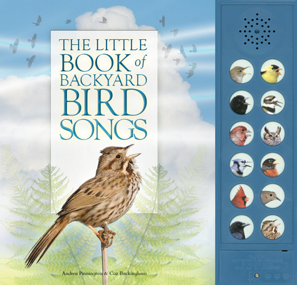 The Little Book of Backyard Bird Songs Cover Image