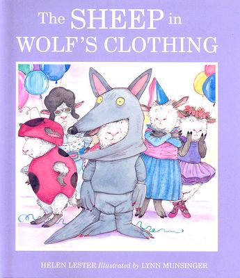 The Sheep in Wolf's Clothing Cover
