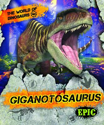 Giganotosaurus Cover Image