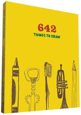 642 Things to Draw: Inspirational Sketchbook to Entertain and Provoke the Imagination (Drawing Books, Art Journals, Doodle Books, Gifts for Artist) Cover Image
