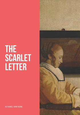 The Scarlet Letter: Unabridged Large Print Edition Cover Image