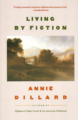 Living by Fiction Cover Image