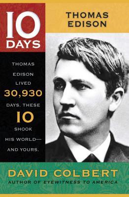 Cover for Thomas Edison (10 Days)
