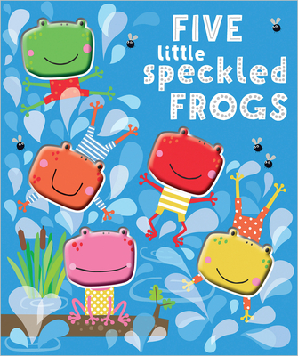 Five Little Speckled Frogs Cover Image