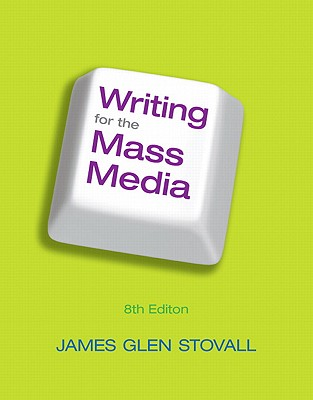 Writing for the Mass Media Cover Image