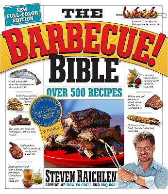 The Barbecue! Bible 10th Anniversary Edition Cover Image