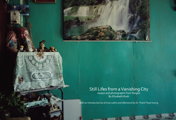Still Lifes from a Vanishing City Cover
