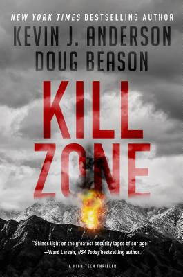 Kill Zone: A High-Tech Thriller Cover Image