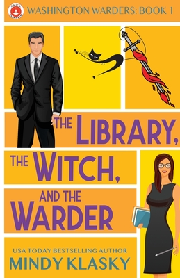 The Library, the Witch, and the Warder Cover Image