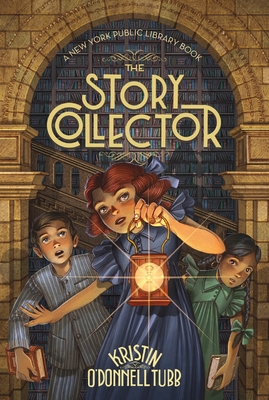 The Story Collector: A New York Public Library Book Cover Image