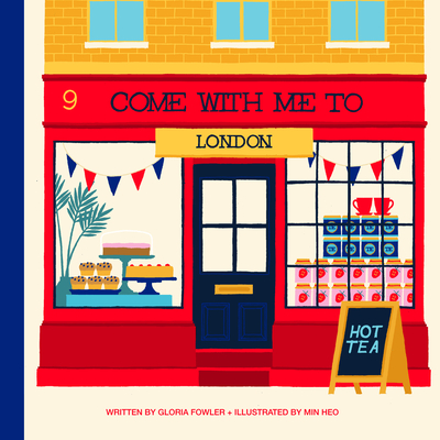 Come with Me to London Cover Image