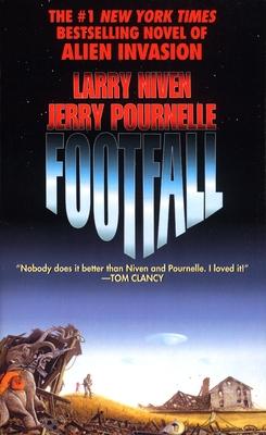 Footfall: A Novel Cover Image