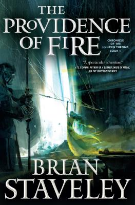 The Providence of Fire: Chronicle of the Unhewn Throne, Book II Cover Image