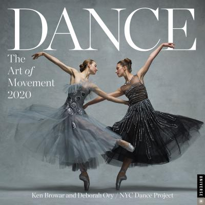 Dance: The Art of Movement 2020 Wall Calendar Cover Image