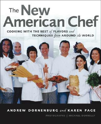The New American Chef Cover