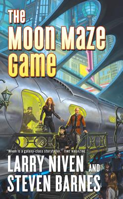 Cover for The Moon Maze Game