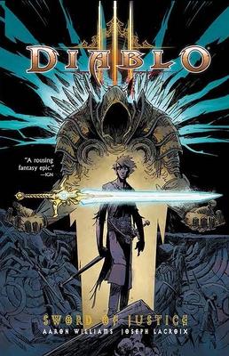 Diablo: Sword of Justice Cover Image