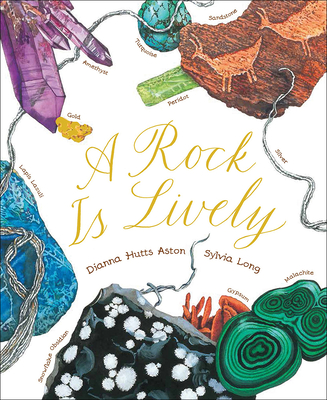 Cover for A Rock Is Lively