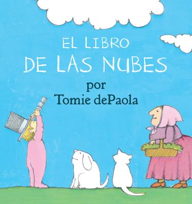 Libro de las Nubes Cover Image