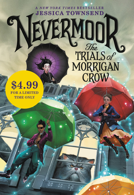 Nevermoor: The Trials of Morrigan Crow (Special Edition) Cover Image