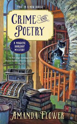 Crime and Poetry (A Magical Bookshop Mystery #1) Cover Image