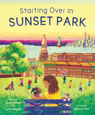 Cover for Starting Over in Sunset Park