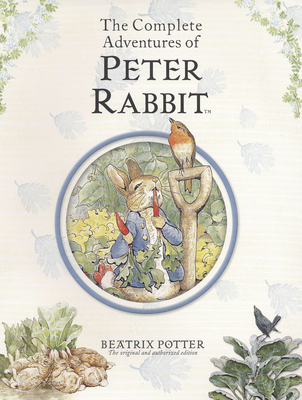 The Complete Adventures of Peter Rabbit Cover
