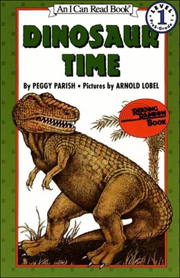 Dinosaur Time (I Can Read Book) Cover Image