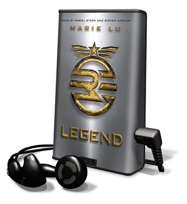 Legend [With Earbuds] (Playaway Young Adult) Cover Image