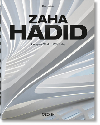 Zaha Hadid. Complete Works 1979-Today. 2020 Edition Cover Image