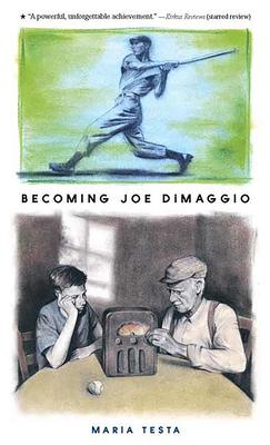 Becoming Joe DiMaggio Cover Image