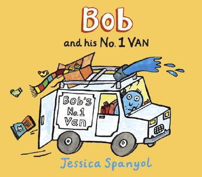 Bob and His No. 1 Van Cover