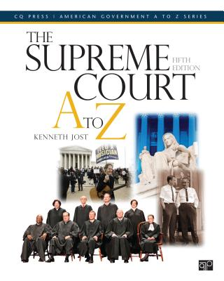 Cover for The Supreme Court A to Z