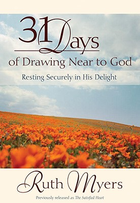 31 Days of Drawing Near to God Cover