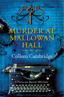 cover of Murder at Mallowan Hall By Colleen Cambridge