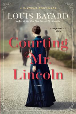 Courting Mr. Lincoln: A Novel Cover Image