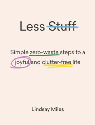 Cover for Less Stuff