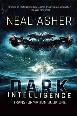 Cover for Dark Intelligence