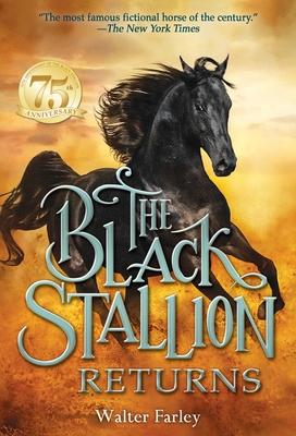 The Black Stallion Returns Cover