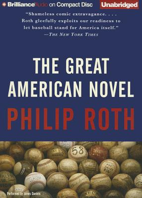 The Great American Novel Cover