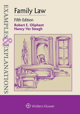 Examples & Explanations for Family Law Cover Image
