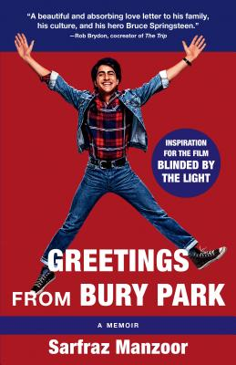 Greetings from Bury Park (Blinded by the Light Movie Tie-In) (Vintage Departures) Cover Image