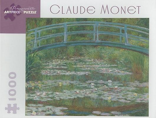 Puzzle-Claude Monet (Pomegranate Artpiece Puzzle) Cover Image