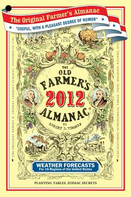 The Old Farmer's Almanac 2012 Cover