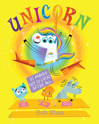 Unicorn Is Maybe Not So Great After All Cover Image
