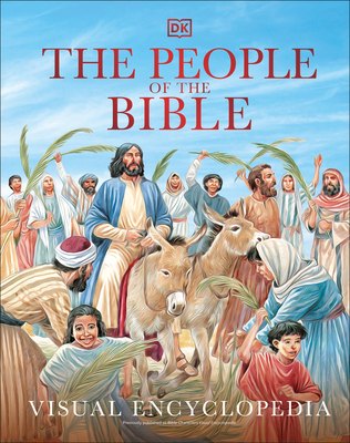 The People of the Bible Visual Encyclopedia Cover Image