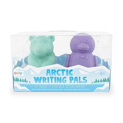 Spa; Frenaarctic Writing Pals - Eraser &: Arctic Writing Pals - Eraser & Sharpener - Set of 2 Cover Image
