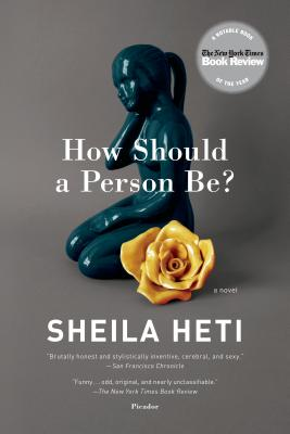 How Should a Person Be? Cover